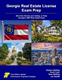 Georgia Real Estate License Exam Prep: All-in-One Review and Testing to Pass Georgias AMP Real Estate Exam