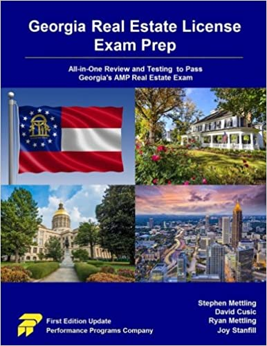 a study guide for the georgia real estate commission
