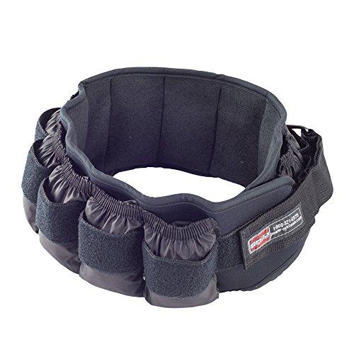 Power Systems VersaFit Belt, Adjustable Weight Belt, 20 Pound, Black (90560) ()