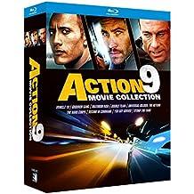 Fast Action 9 Movie Pack Bundle - BD