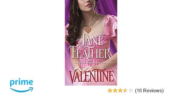 Valentine Jane Feathers V Series Jane Feather 9780553564709