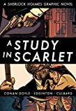 Book Cover for A Study in Scarlet (Illustrated Classics): A Sherlock Holmes Graphic Novel