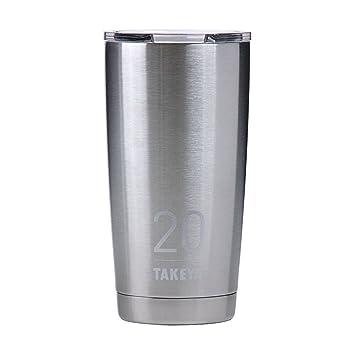 Amazon.com: Takeya 51082 Actives, vasos de acero inoxidable ...