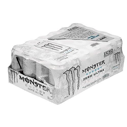 Monster Energy Drink Ultra Ounce