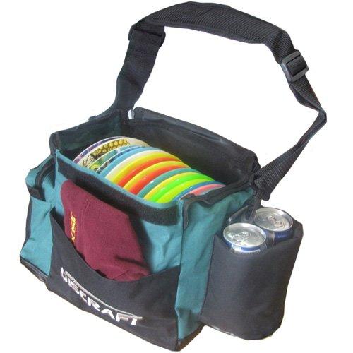 Discraft 12 Disc Tournament Golf Bags, Green by Discraft