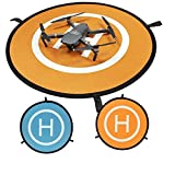 HITSAN Landing Pad Helipad Waterproof Foldable Portable 75cm For DJI Phantom 3 4 Mavic Pro One Piece