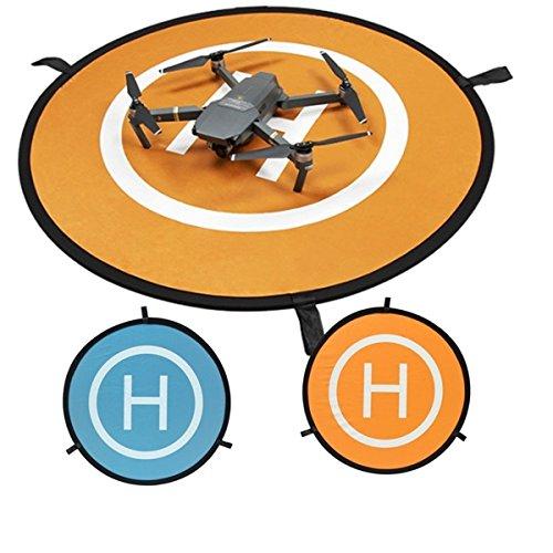 HITSAN Landing Pad Helipad Waterproof Foldable Portable 75cm For DJI Phantom 3 4 Mavic Pro One Piece by HITSAN