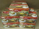 All-in-One Healthy Coffee with Ganoderma & Cordceps. Creamer, Sugar & Xylitol 10 Boxes (20 Pks Ea)