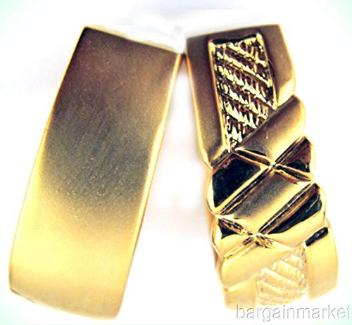 Buy gold ep hoop earrings