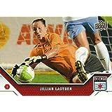 2011 Upper Deck MLS Soccer #189 Jillian Loyden Chicago Red Stars WPS Super Draft Official Major League Soccer Trading Card From UD