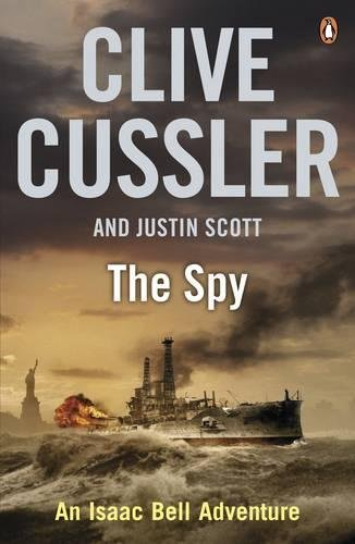 Download The Spy (Isaac Bell #3) pdf