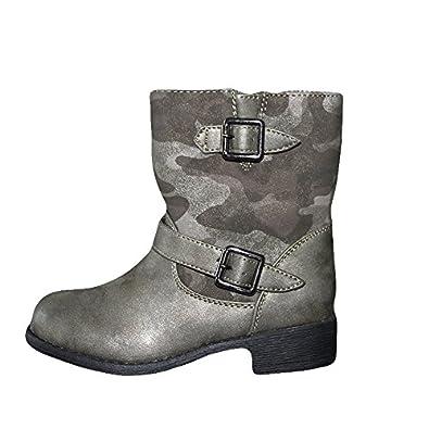 Militaire Fille Botte ENFANTVIP Enfant25 Chaussure X8kn0wOP