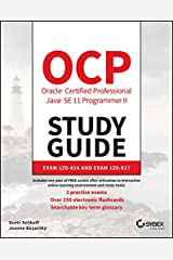 OCP Oracle Certified Professional Java SE 11 Programmer II Study Guide: Exam 1Z0-816 and Exam 1Z0-817 Kindle Edition