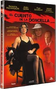 El cuento de la doncella [DVD]: Amazon.es: Natascha Richardson ...