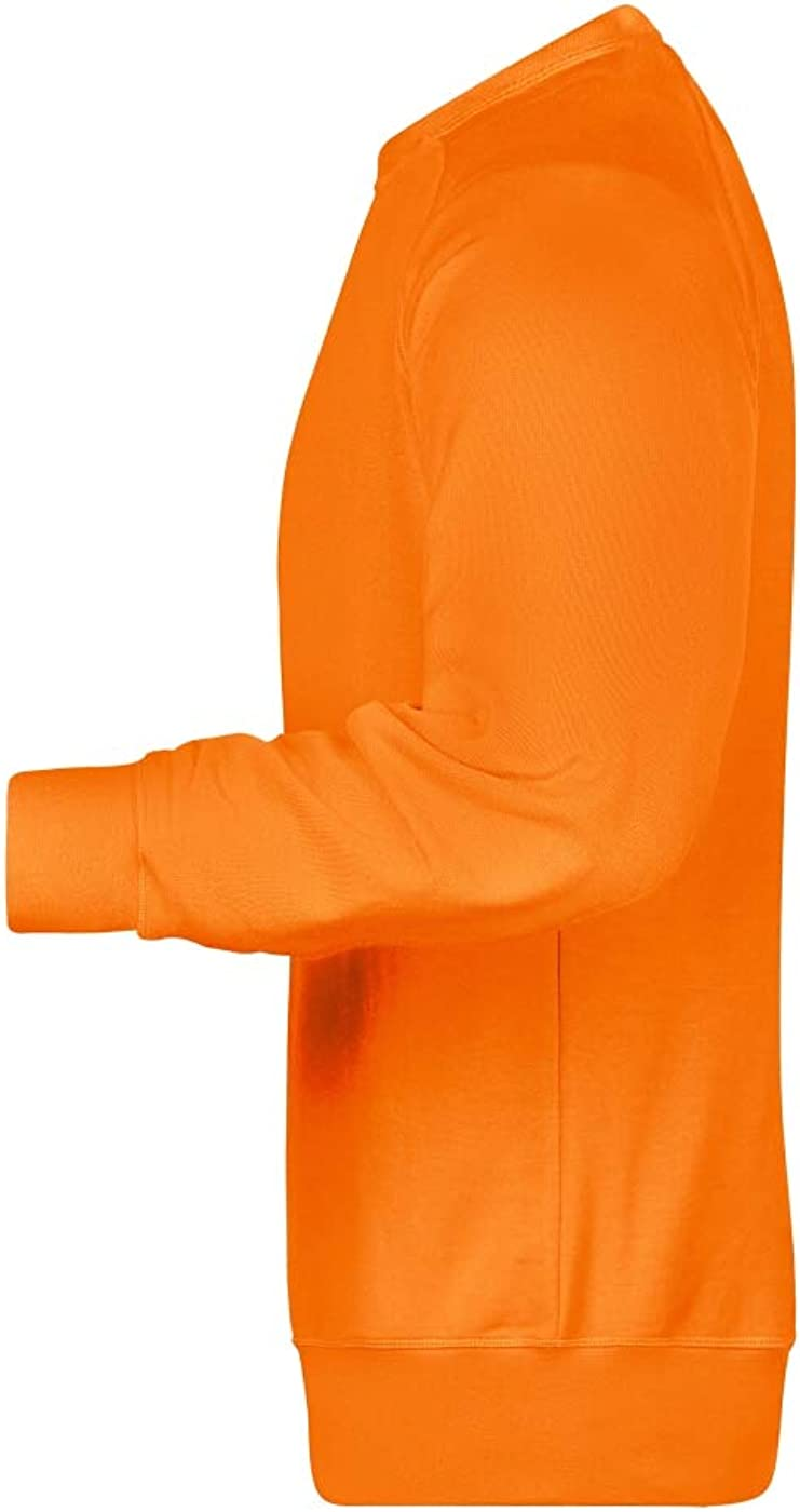 Herren Steppjacke mit wärmender Thinsulate™3M-Wattierung Orange