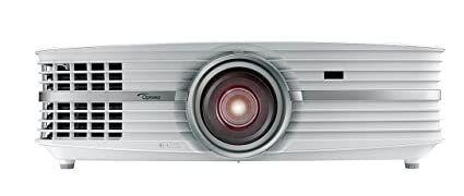 Optoma UHD60 True 4K Ultra High Definition, 3, 000 Lumens, Home Cinema  Projector for Entertainment and Movies with HDMI 2 0 and HDR