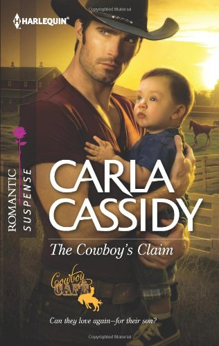book cover of The Cowboy\'s Claim
