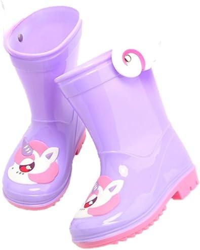 Amazon.com | Richchem Kids Rain Boots