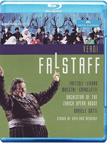 Ambrogio Maestri - Falstaff (Blu-ray)
