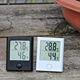 BALDR Digital Hygrometer & Indoor Thermometer