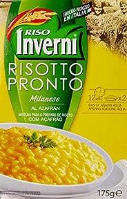 Risoto Milanese com Açafrão Riso Inverni 175g