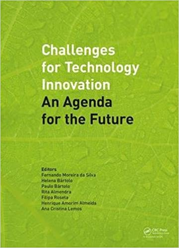 Challenges for Technology Innovation: An Agenda for the ...