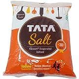 Jagsfresh Tata Salt (1Kg, JGS358) - Pack of 50