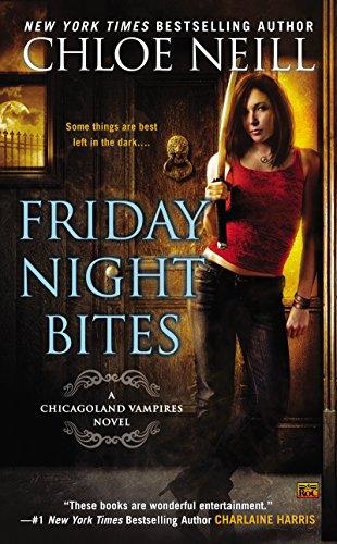 Friday Night Bites (Chicagoland Vampires Book 2)