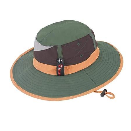 XUERUI Sombreros Sombrero para El Sol Hombre Secado Rapido ...