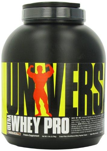 Universal Nutrition Ultra Whey Pro, Chocolate Ice Cream, 5-Pounds