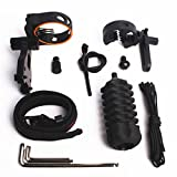Junxing Carbon archery upgrade TP1000 combo bow sight kits arrow rest stabilizer for Compound Bow