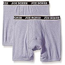 Joe Boxer Men's 2 Pack Boxer Brief