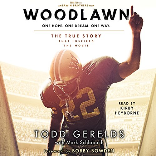 Woodlawn by Simon & Schuster Audio