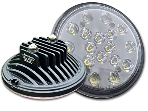 PAR46 LED Landing Light | Fusion 46LR | Aero-Lites 14/28VDC