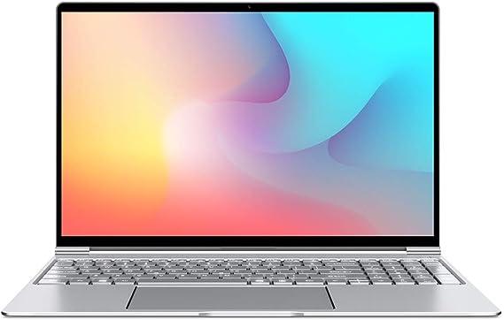 TECLAST Ordenador Portátil 15.6'' F15 Notebook Laptop 1920x1080 IPS Pantalla Completa Ajuste Completo N4100 8GB RAM 256GB SSD Intel UHD Graphics 600 Dual WiFi Win10 Teclado Retroiluminado Digital