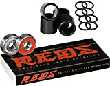 Bones Bearings Reds Bearings Including Spacers & Washers