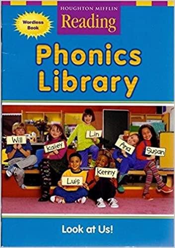 Look At Us Reading Phonics Library Theme 1 Grade K