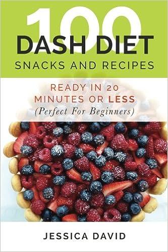 dash diet snack recipes