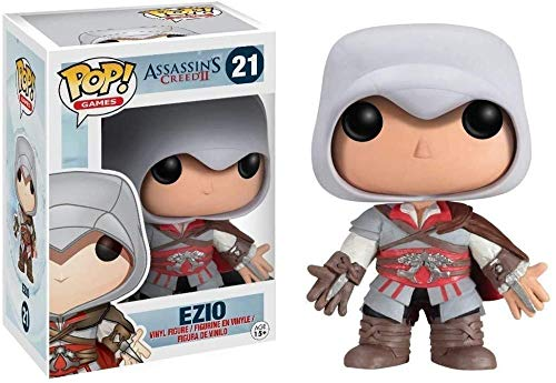 A-Generic Funko Assassins Creed 2 Figura # 21 ¡Ezio Pop! Multico