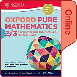 Mathematics for Cambridge International AS and A Level: Pure Mathematics 2 and 3 Online Student Book