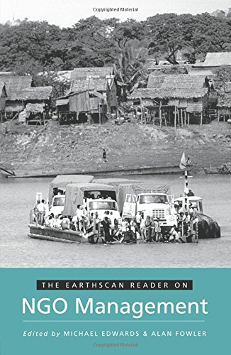 The Earthscan Reader on Ngo Management (Earthscan Reader Series)