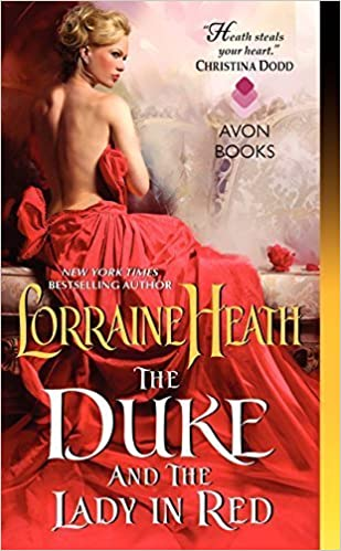 Book The Duke and the Lady in Red by Lorraine Heath (2015-04-28)