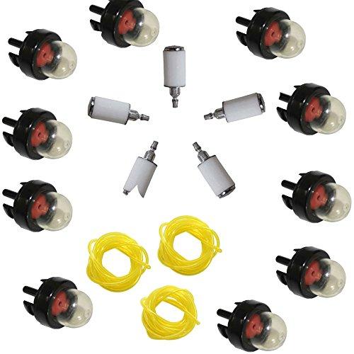 SaferCCTV TM 10pcs Snap in Primer Bulb Pump Replace 188-512,
