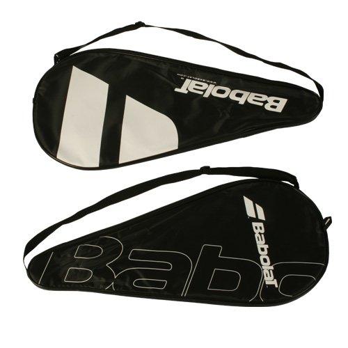 Babolat Tennisschlägerhülle Schutzhülle Schlägertasche Schwarz mit Logo