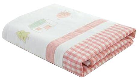 dise/ño de coraz/ón Kuli-Muli 18624 50//80 cm Funda para coj/ín cambiador color rosa