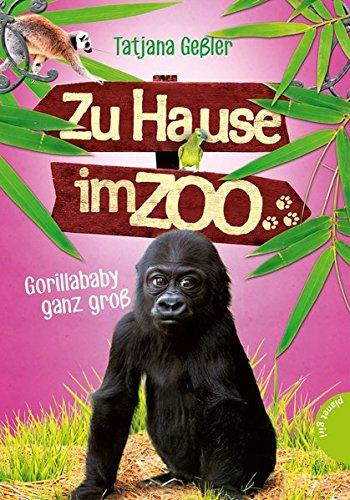 d 1: Zu Hause im Zoo, Gorillababy ganz groß ()