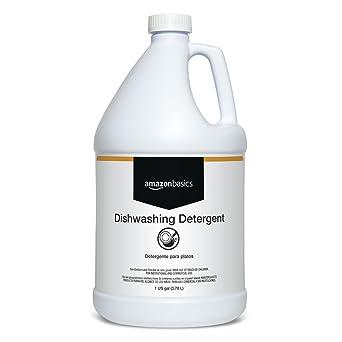 Amazon.com: AmazonBasics - Detergente para lavavajillas ...