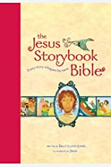 The Jesus Storybook Bible, Read-Aloud Edition: Every Story Whispers His Name Hardcover