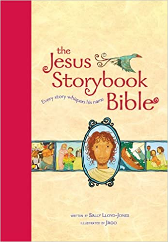The Jesus Storybook Bible Read Aloud Edition Every Story Whispers