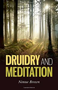 Druidry and Meditation by Nimue Brown (2012-01-16)